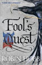 Fitz and the Fool 2. The Fool's Quest - Robin Hobb (ISBN 9780008195977)