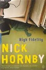 High fidelity - Nick Hornby (ISBN 0141020393)