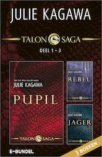 Talon-saga deel 1-3 - Julie Kagawa (ISBN 9789402751710)