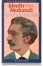 Ideeen van Multatuli zevende bundel - Multatuli (ISBN 9789021496658)