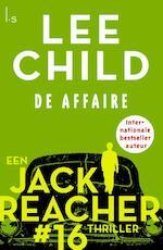 De Affaire - Reacher 16 (POD) - Lee Child (ISBN 9789024576050)