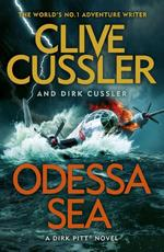 Odessa Sea - Clive Cussler (ISBN 9780718184636)