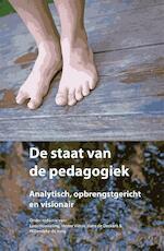 De staat van de pedagogiek - Willemieke de Jong, Willemieke Rens de Jong, Hans de Deckere, Hester Viëtor (ISBN 9789088506987)