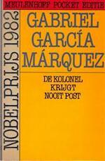 De kolonel krijgt nooit post - Gabriel Garcia Marquez (ISBN 9029012838)