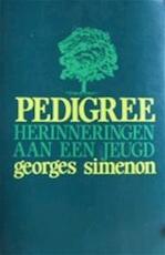 Pedigree - G. Simenon (ISBN 9789044920642)
