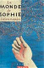 Le monde de Sophie - Jostein Gaarder (ISBN 9782020219495)