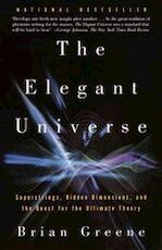 The elegant universe - Brian Greene (ISBN 9780375708114)
