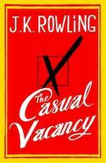 The Casual Vacancy - J.k. Rowling (ISBN 9781408704202)