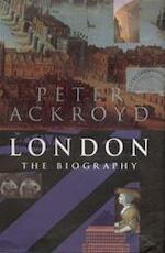 London - Peter Ackroyd (ISBN 9781856197168)