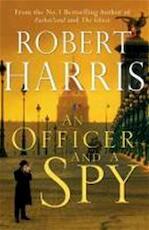 An Officer and A Spy - Harris Robert (ISBN 9780091944568)
