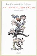 Het kan altijd erger - Bert Wagendorp, Jos Collignon (ISBN 9789020409161)