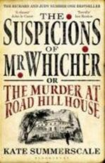 The Suspicions of Mr. Whicher - Kate Summerscale (ISBN 9780747596486)