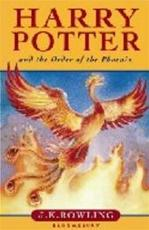 Harry Potter and the Order of the Phoenix - J.k. Rowling (ISBN 9780747551003)