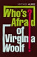 Who's Afraid of Virginia Woolf? - Edward Albee (ISBN 9780099285694)