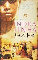 Animal's People - Indra Sinha (ISBN 9780743259200)
