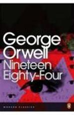 Nineteen eighty-four (penguin modern classics) - George Orwell (ISBN 9780141187761)