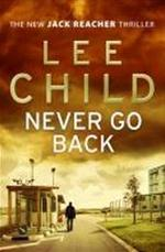 Never Go Back - Lee Child (ISBN 9780593065754)