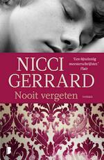 Nooit vergeten - Nicci Gerrard (ISBN 9789022558409)