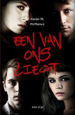 Een van ons liegt - Karen McManus (ISBN 9789000352975)