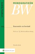 Executele en bewind - T.J. Mellema-Kranenburg (ISBN 9789013122190)