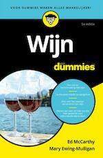 Wijn voor Dummies, pocketeditie - Ed McCarthy, Mary Ewing-Mulligan (ISBN 9789045353593)