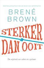 Sterker dan ooit - Brené Brown (ISBN 9789400508613)