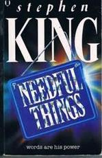 Needful things - Stephen King (ISBN 9780450574580)