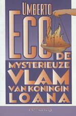 De mysterieuze vlam van koningin Loana - Umberto Eco (ISBN 9789051089011)