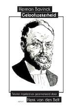 De zekerheid des geloofs - Henk Bavinck (ISBN 9789461535825)