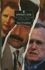 Spider's web - Alan Friedman (ISBN 9780571170029)