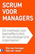 Scrum voor managers - Rini van Solingen (ISBN 9789024407972)