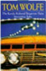 The kandy-kolored tangerine-flake streamline baby - Tom Wolfe (ISBN 9780330265256)