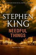 Needful Things - Stephen King (ISBN 9781444707878)