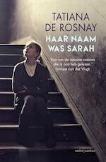 Haar naam was Sarah - Tatiana de Rosnay (ISBN 9789026339905)