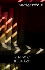 A Room of One's Own - Virginia Woolf (ISBN 9780099734314)