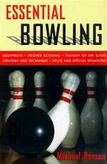 Essential bowling - M. Benson (ISBN 9781558219687)