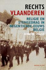 Rechts Vlaanderen - Henk de Smaele (ISBN 9789461661012)