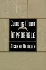 Climbing mount improbable - Richard Dawkins (ISBN 9780393039306)