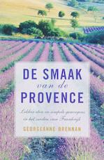 De smaak van de Provence - Georgeanne Brennan (ISBN 9789038917856)