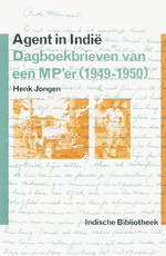 Agent in Indië - Henk Jongen (ISBN 9789057304927)