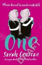 One - Sarah Crossan (ISBN 9781408827215)