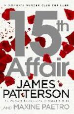 15th Affair - James Patterson (ISBN 9781780892900)