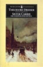 Carrie - Theodore Dreiser (ISBN 9789026957741)