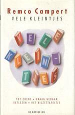 Vele kleintjes - Remco Campert (ISBN 9789023434016)