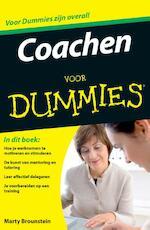 Coachen voor Dummies - Marty Brounstein (ISBN 9789043003698)