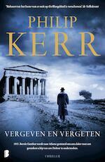 Vergeven en vergeten - Philip Kerr (ISBN 9789402310733)