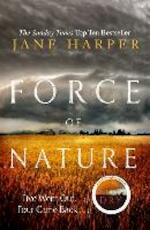 Force of Nature - Jane Harper (ISBN 9781408711019)