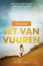 Misstap - Jet van Vuuren (ISBN 9789045213750)