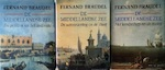 De middellandse zee set - Fernand Braudel (ISBN 9789025414818)