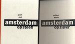 Amsterdam op steen / Amsterdam op Zilver - Geert Mak, Anton Beeke (ISBN 9789090108353)